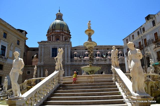 Sycylia z dzieckiem- Palermo i Segesta