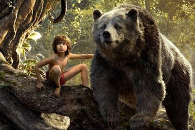 Film Jungle Book 2016 Subtitle Indonesia Bluray