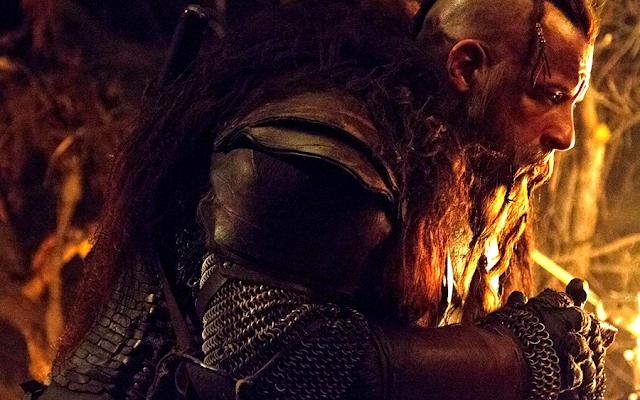 Kaulder (Vin Diesel), este un membru al unei armate de vânători de vrăjitoare