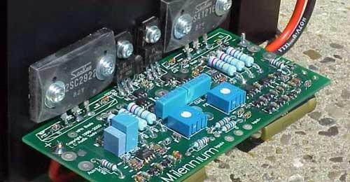 1000 Watts Power Amplifier  2SA1216 2SC2922  Electronic