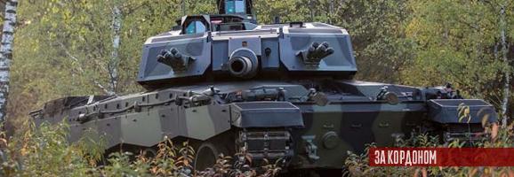 Модернізований Challenger «прошиває» Т-72 навиліт