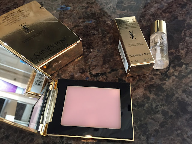 YSL Touche Eclat Blur Primer and Blur Perfector