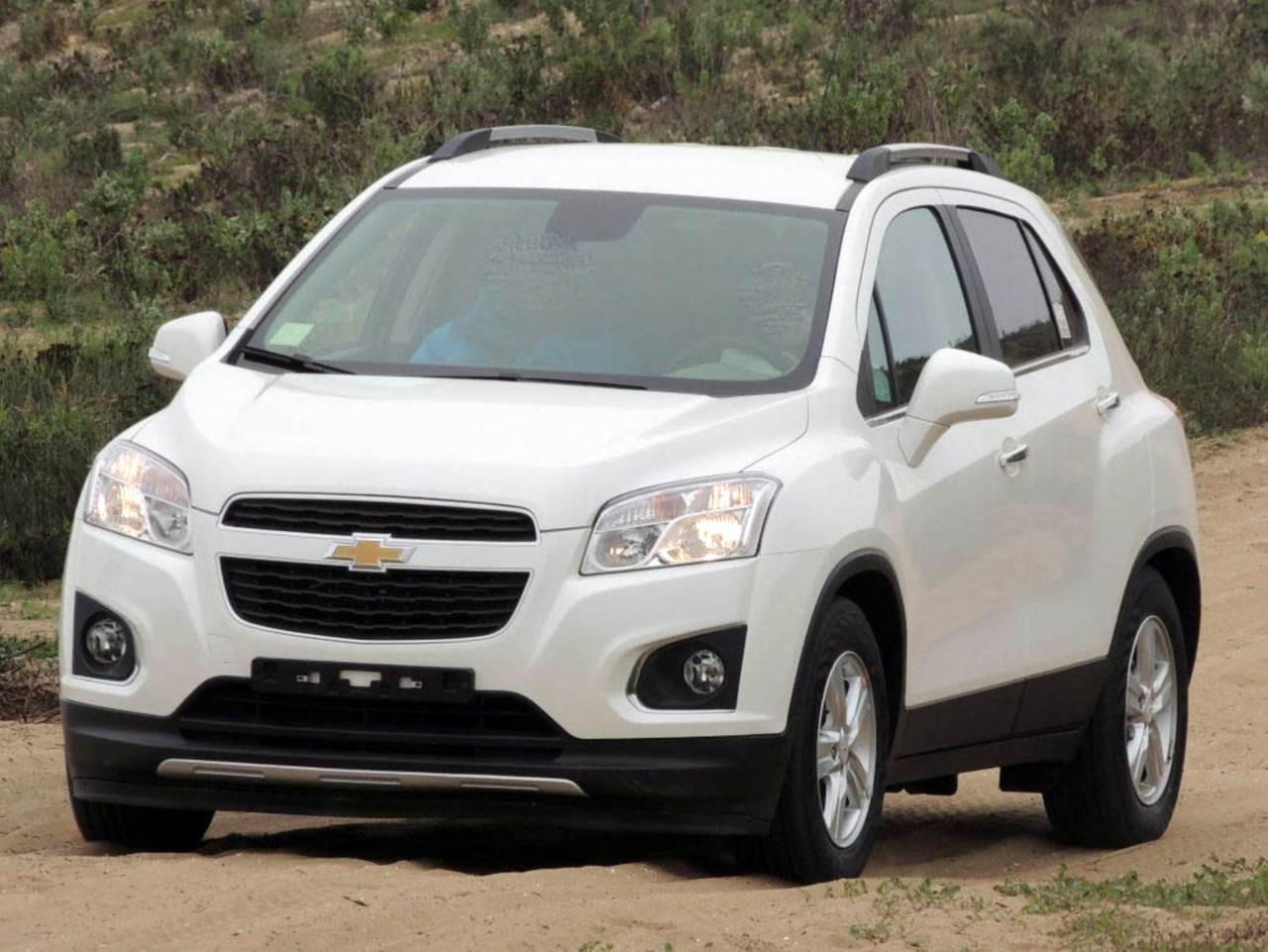 Chevrolet Tracker 2014: preço R$ 41.767, no Chile - dados ...