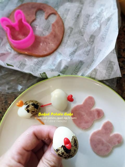 Cake Recipes Using Quail Eggs