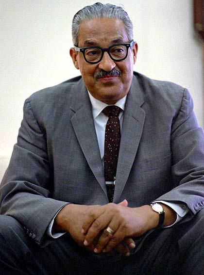 Thurgood Marshall - U.S. Supreme Court Justice