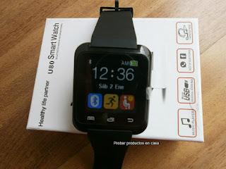 Smartwatch Hamswan U80