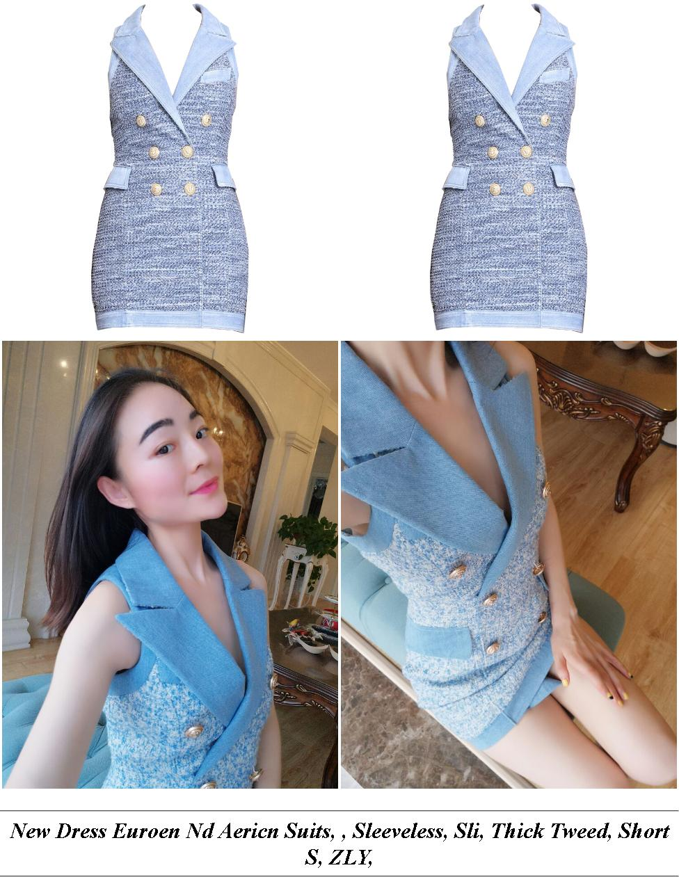 Womens Clothing Dresses - Womens Summer Dresses On Sale - Sheath Dress - Cheap Designer Clothes Womens
