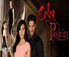 Telenovela El color de la pasión