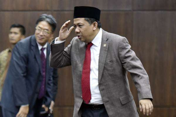 PKS Lengserkan Fahri dari Kursi Wakil Ketua DPR, Ini Dia Penggantinya