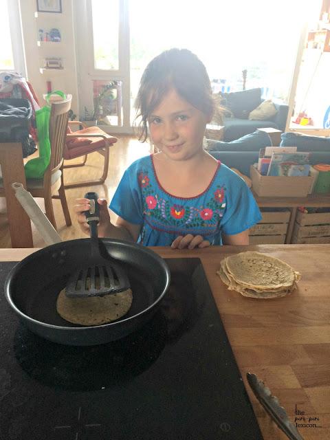 Warming up tortillas: the piri-piri lexicon