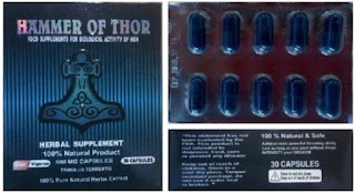 Ciri-Ciri Hammer Of Thor Palsu 3