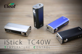 Eleaf iStick TC40W, Compact and Lightweight!