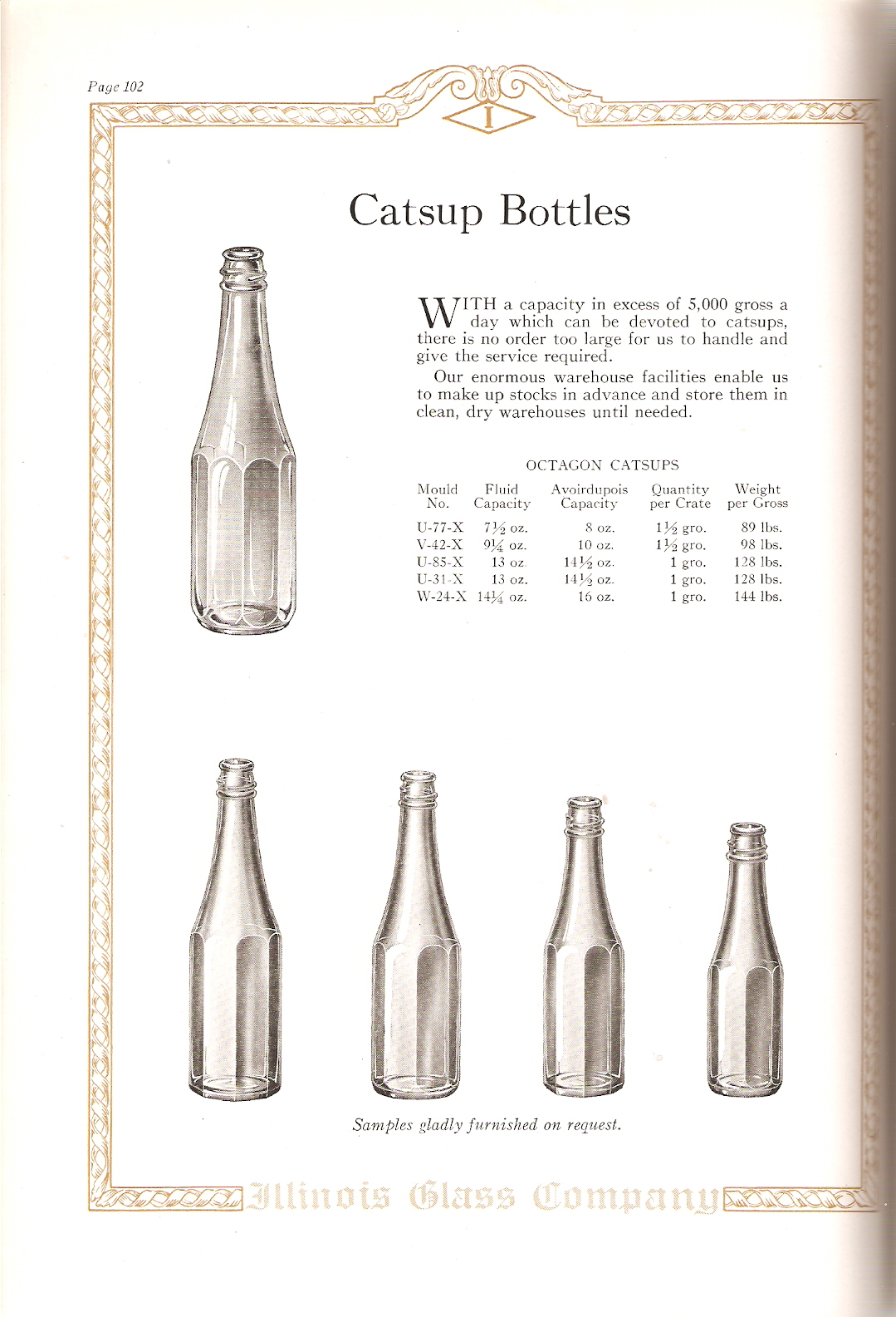 dating owens-illinois glass bottles