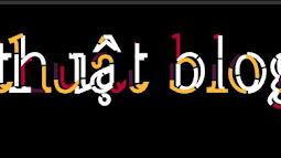 Hiệu ứng chữ tuyệt đẹp chỉ với CSS và SVG cho blogspot