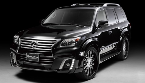 2015 Lexus LX 570  Review Design, Specs & Price