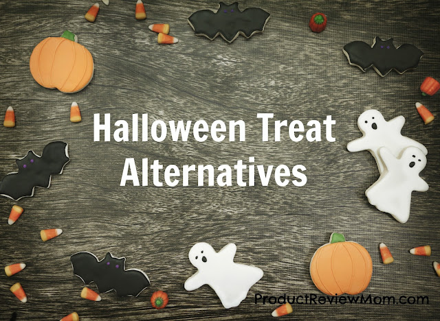 Halloween Treat Alternatives   via  www.productreviewmom.com