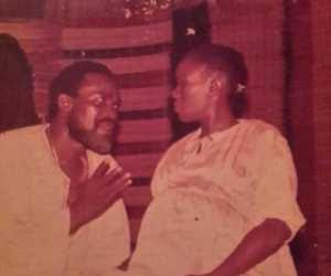 olu jacobs throwback photo