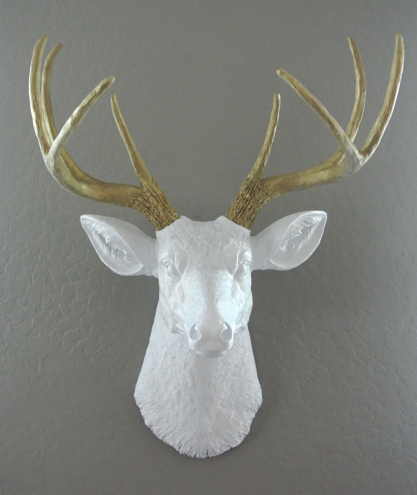 White Deer Head Fake Out