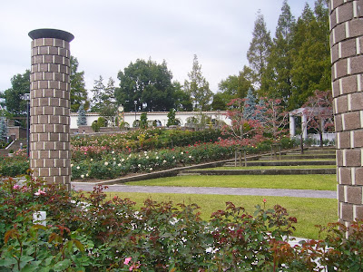 兵庫県伊丹市・荒牧バラ公園