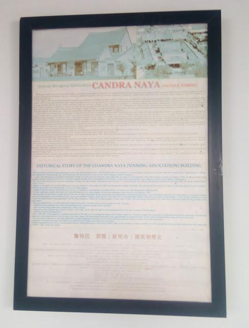 Gedung Candra Naya Jakarta