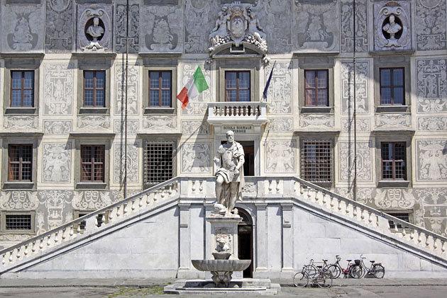 Palazzo di Cavalieri em Pisa