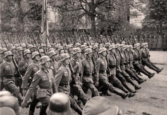 Tentara Jerman di Polandia selama Perang Dunia II