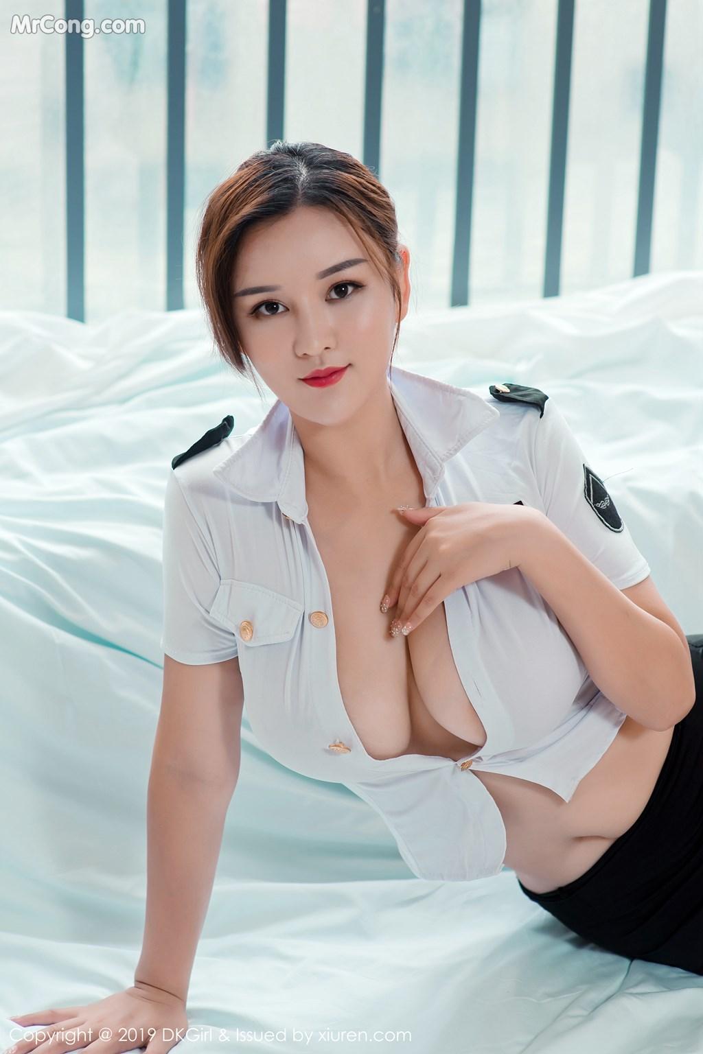 Image DKGirl-Vol.107-ber-MrCong.com-006 in post DKGirl Vol.107: 潘琳琳ber (54 ảnh)