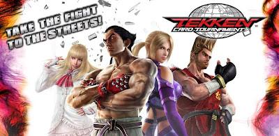 DOWNLOAD GAME Tekken Card Tournament KHUSUS ANDROID GRATIS