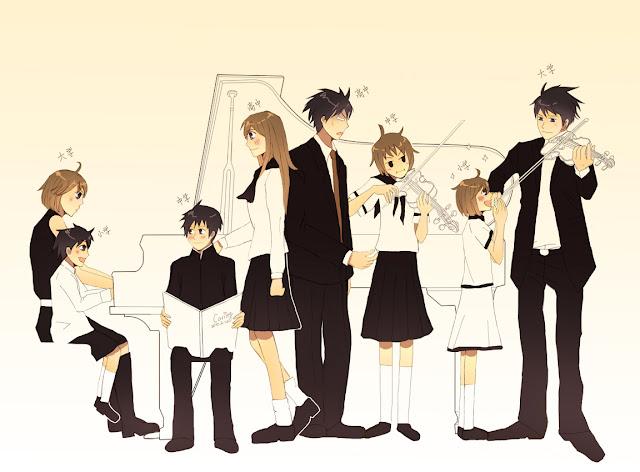 Rekomendasi Anime Terbaik Tahun 2007
