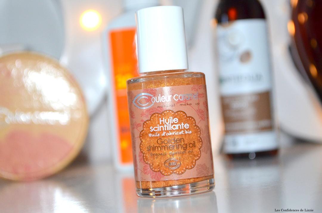 bio - beaute - beaute bio - box - box beaute - box beaute bio - couleur caramel - huile - huile pour le corps - huile bio