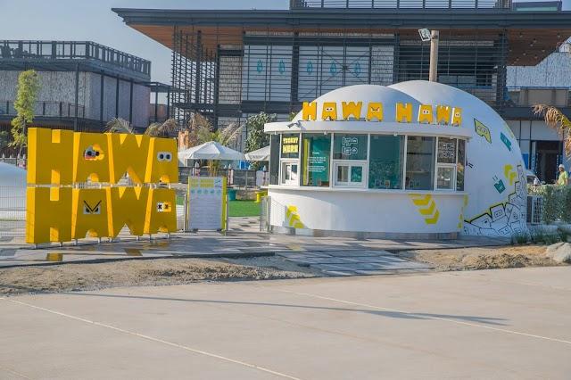 Hawa-Hawa inflatable park opens in La Mer Dubai