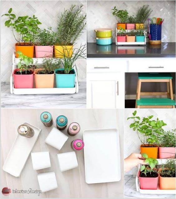 ideas for a small home garden 6