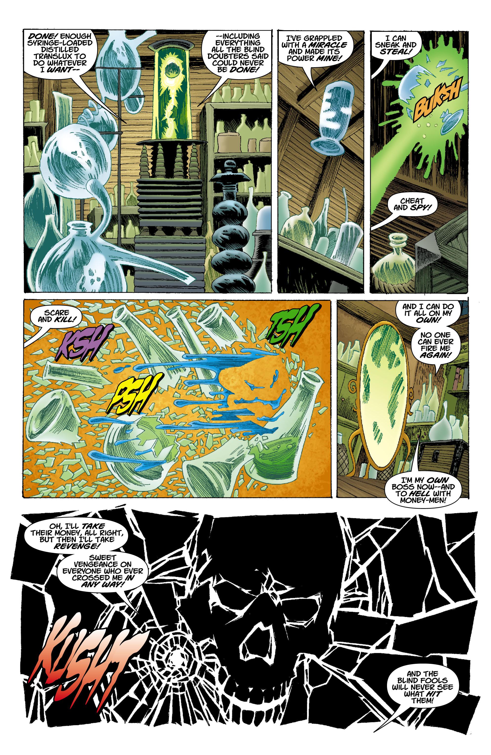 Read online Batman: Unseen comic -  Issue #2 - 7