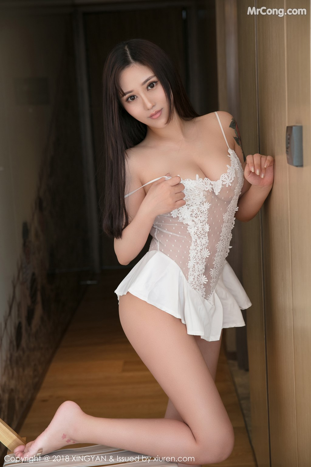 Image XingYan-Vol.043-Meng-Tian-MrCong.com-007 in post XingYan Vol.043: Người mẫu Meng Tian (梦甜) (41 ảnh)