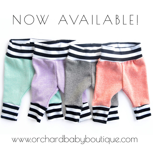 Basics Collection from www.Orchardbabyboutique.com