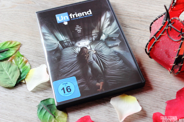 Undfriend-Hororfilm 2016 - Rezension - Alicia Debnam Carey
