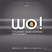 Olamide – Wo! (EDM Remix)