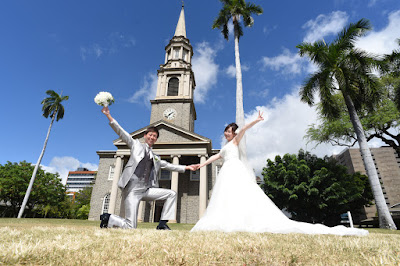 Honolulu Church Weddings