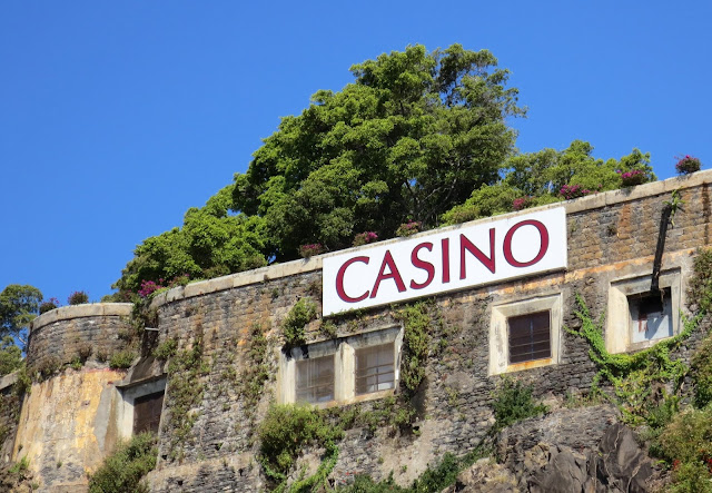 a different perspective from Casino da Madeira