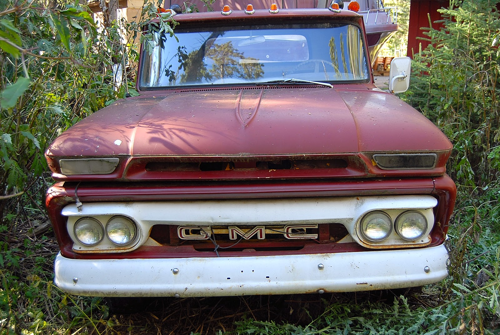 Autoliterate 1966 Gmc 910 Banff Chevy C10 Trucks For Sale Impressive Hunk Of Truck Is It Havent Asked Ae Theres Another These In Red Deer Alberta Asking 450 Thats Canadian Eh