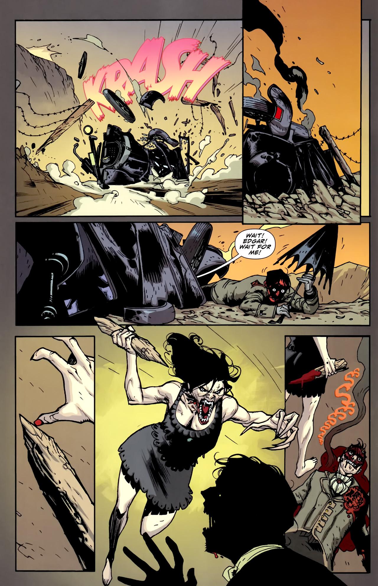 Read online American Vampire comic -  Issue #3 - 10