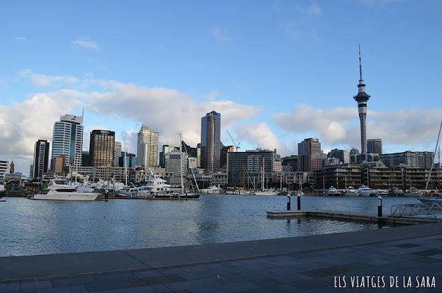 Dia 17: Auckland