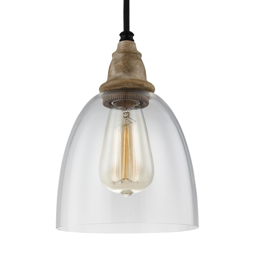 Feiss mini pendant Light