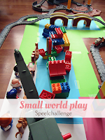 Small world play - speelchallenge