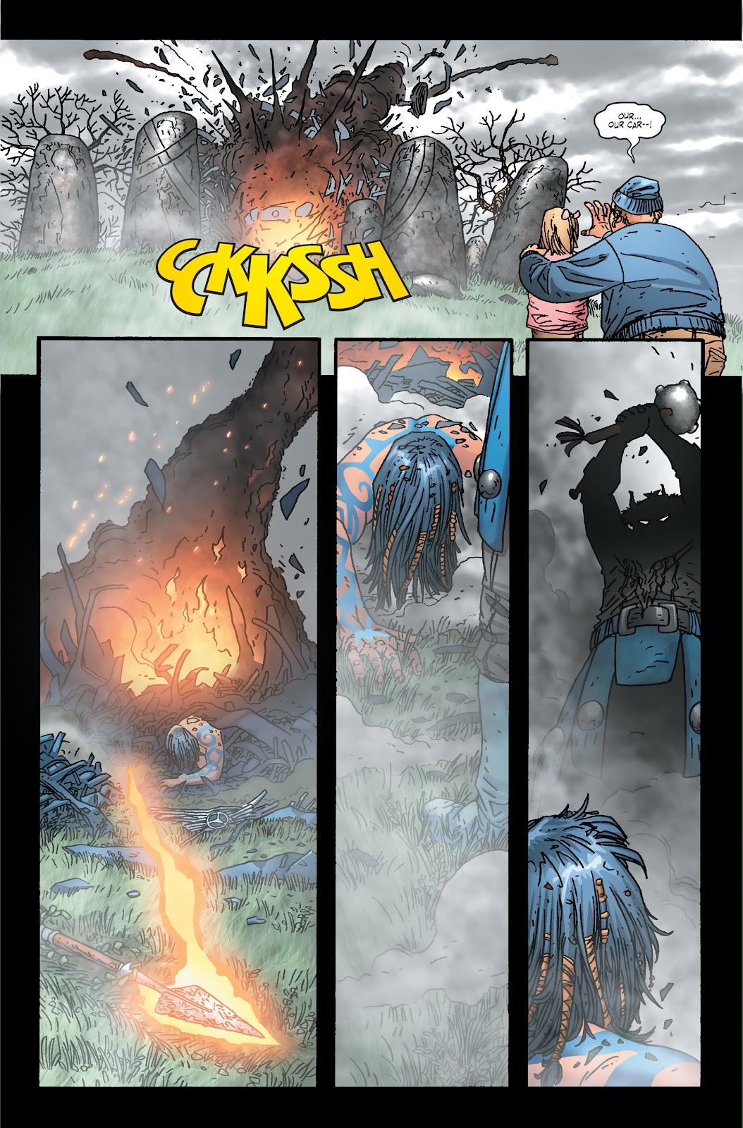 Read online Thor: Ragnaroks comic -  Issue # TPB (Part 1) - 98