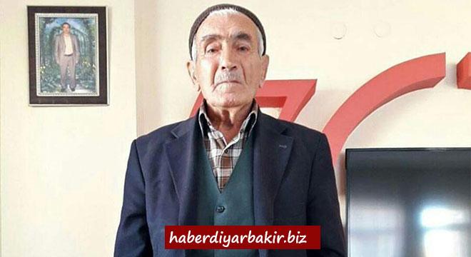 Diyarbakır Bismil'de 78 yaşındaki Selahattin Gümürcü kayıp