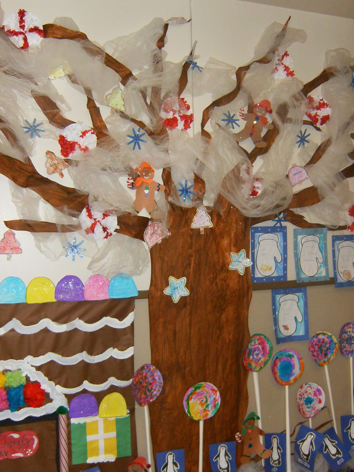 C C Preschool Factory Tree For All Seasons