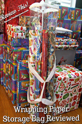 Fabulous Gift Wrap Wrapping Paper Storage Bag Reviewed