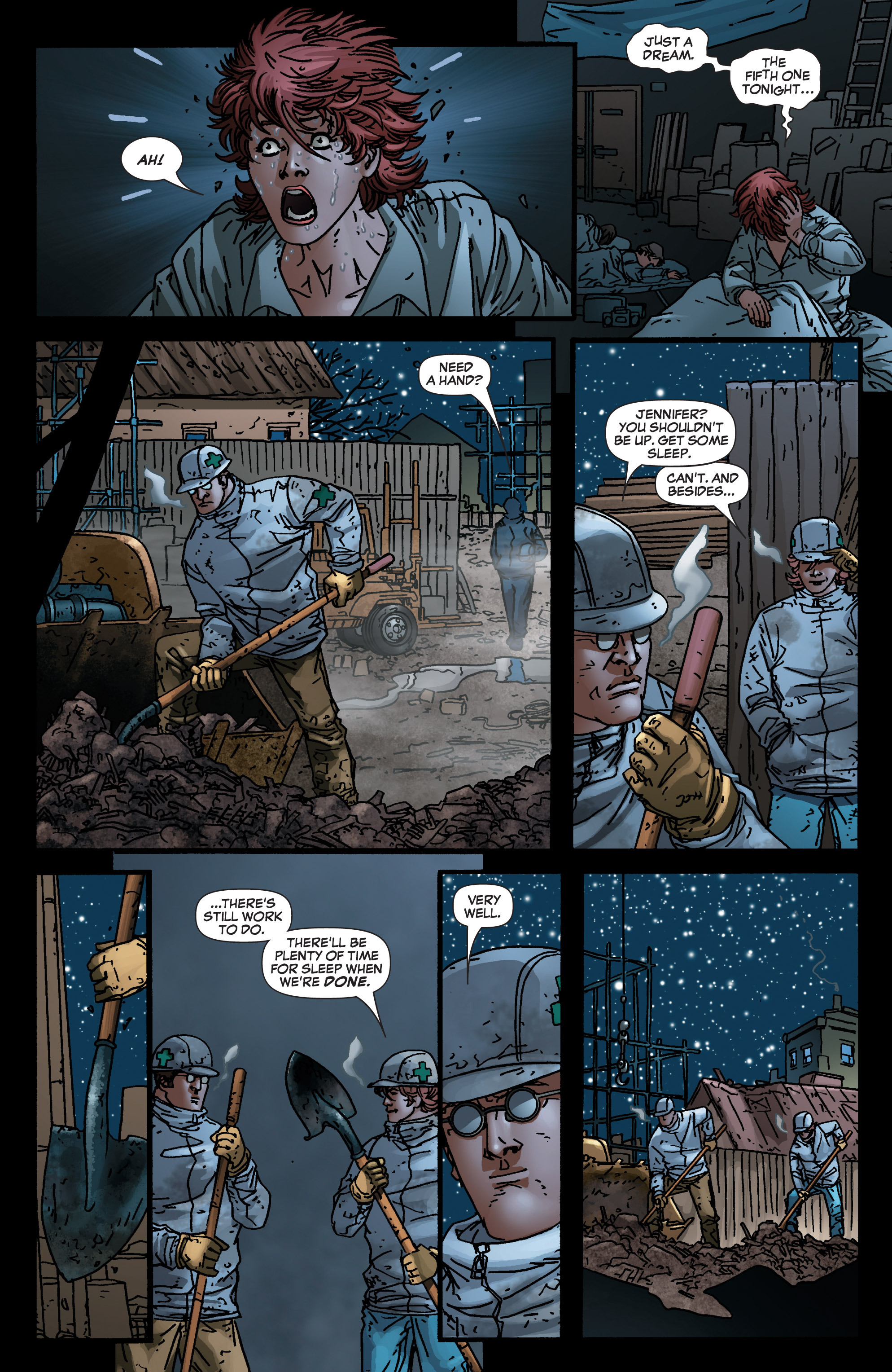 Read online She-Hulk (2005) comic -  Issue #4 - 11