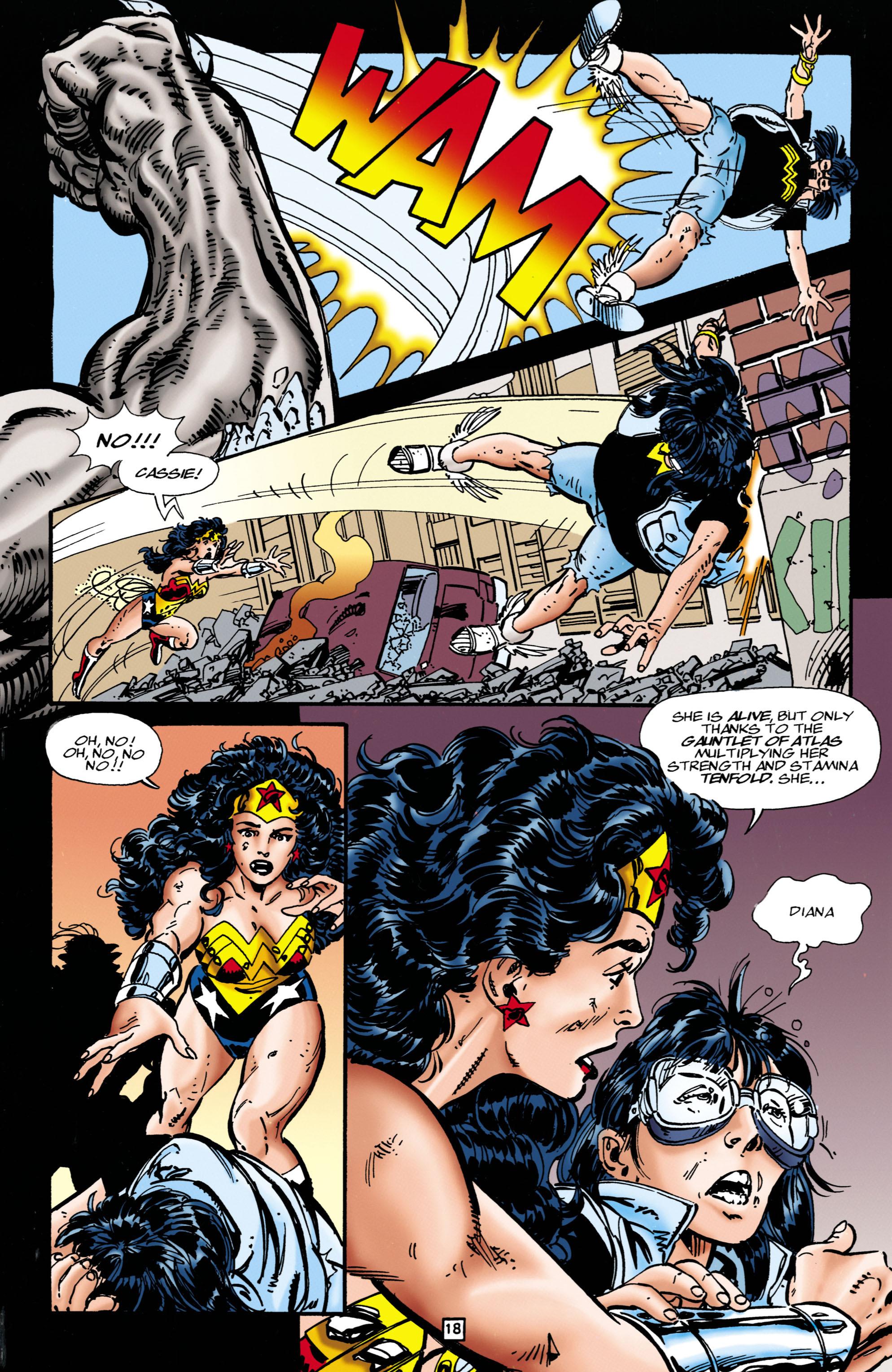 Read online Wonder Woman (1987) comic -  Issue #111 - 18